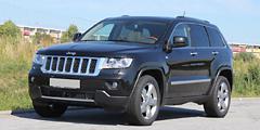 Jeep Grand Cherokee (WK) 2010 - 2013 3.0TD