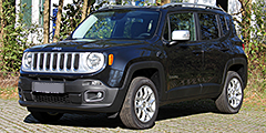 Jeep Renegade (BU) 2014 - 2018 1.4 2WD
