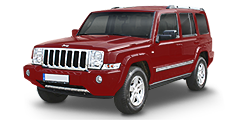 Jeep Commander (XH) 2005 - 5.7