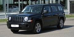 Jeep Patriot (PK) 2008 - Jeep  2.0TD AWD