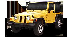 Jeep Wrangler (TJ) 1996 - 2004 Jeep  4.0