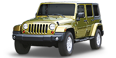 Jeep Wrangler Unlimited (JK) 2007 - 2018 Jeep  3.6