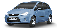 Ford C-Max (DM2/Facelift) 2007 - 2010 1.8 TDCi
