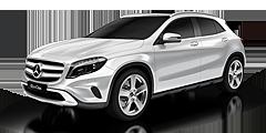 Mercedes GLA (X156) 2013 - 2017 200 CDI