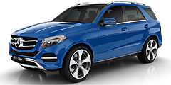 Mercedes GLE (166) 2015 - 2019 250 D 4MATIC