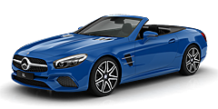 Mercedes SL (231/Facelift) 2016 - 500