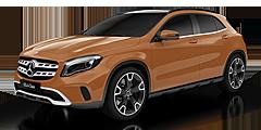 Mercedes GLA (X156/Facelift) 2017 - 200 d 4MATIC 4x4