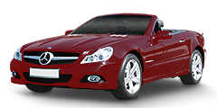 Mercedes SL (230/Facelift) 2008 - 2011 500