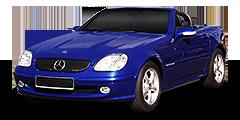Mercedes SLK (170/Facelift) 2000 - 2003 200 Kompressor (Facelift)