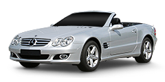 Mercedes SL (230/Facelift) 2006 - 2007 65 AMG