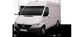 Mercedes Sprinter (W901-905) 1989 - 2006 312 CDI (LKW offen)