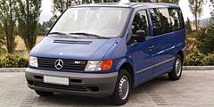 Mercedes Vito (W638) 1996 - 108 CDI (LKW)