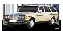 Mercedes W123 (123T) 1975 - 1986 200 T
