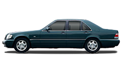 Mercedes Classe S (140) 1991 - 1998 400 SE 4.2