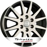 Tomason TN1F 6.5x16 ET62 6x118 84.1