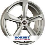Borbet S 9x20 ET50 5x130 84.1