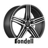 Rondell 0217 9.5x19 ET33 5x112 70.4