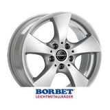 Borbet TB 7.5x17 ET45 5x112 66.5