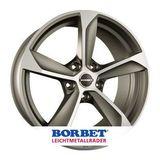 Borbet S 9x20 ET35 5x112 66.5