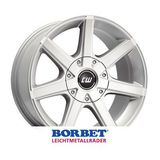 Borbet CWE 7x16 ET20 5x114.3 71.6
