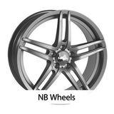NB Wheels NB3 8x18 ET45 5x112 72.6