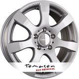Tomason TN3F 6.5x16 ET62 6x130 84.1