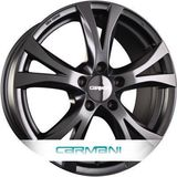 Carmani 9 Compete 8x17 ET38 5x112 66.6