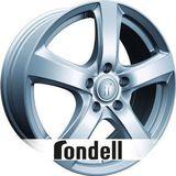 Rondell 0224 7x17 ET48 5x112 70.4
