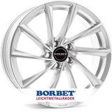 Borbet Design VTX 8.5x19 ET20 5x112 66.5