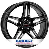 Borbet XRT 8x18 ET35 5x120 72.5