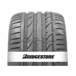 Bridgestone Potenza S001 225/50 R18 95W DOT 2016