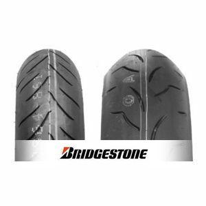 Bridgestone Battlax BT-016 PRO 120/70 ZR17 58W Avant